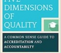 Five Dimensions of Quality book cover