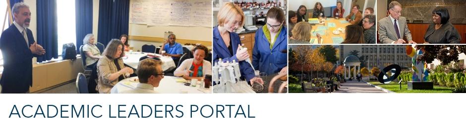 Academic Leaders Portal | The George Washington University